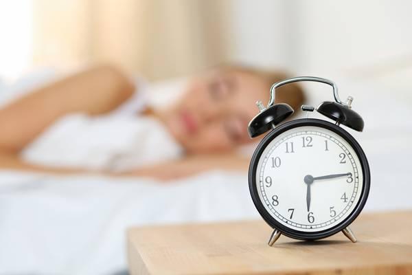 dormir sono despertador relogio