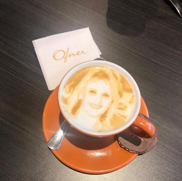 ofner café personalizado