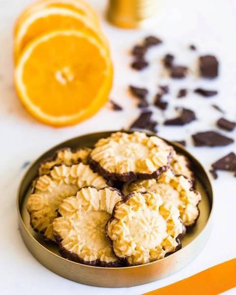 biscoite laranja