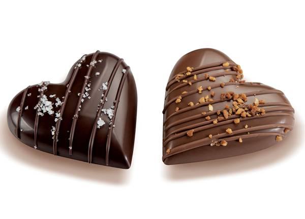 Bombons Chocolate-Cacau-Noir