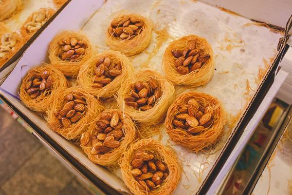 comida arabe 2