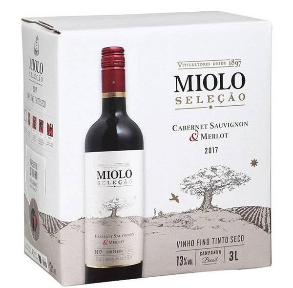 Miolo Seleção Bag in Box