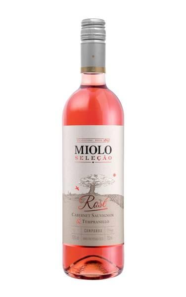 Miolo Seleção Rosé