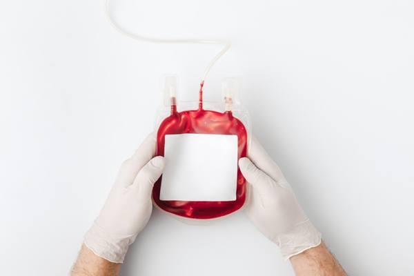 sangue doação