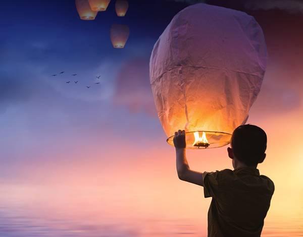 balão criança pixabay