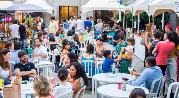 Divulgação - Morumbi Town Shopping Giro Artesanal