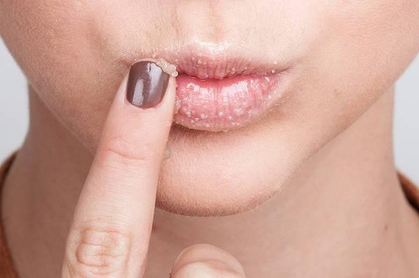 esfoliar labios beautylish