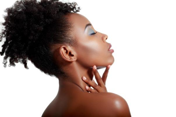 maquiagem mulher negra shutterstock