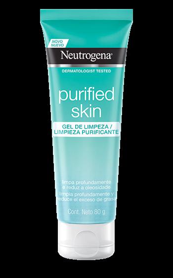 purified skin