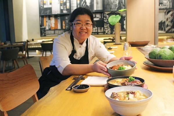 Chef - Miriam Moriyama