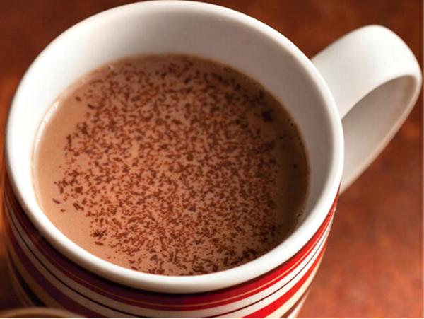 chocolate quente classico