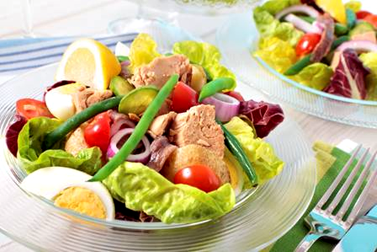 alimretacao sadia salada freepik