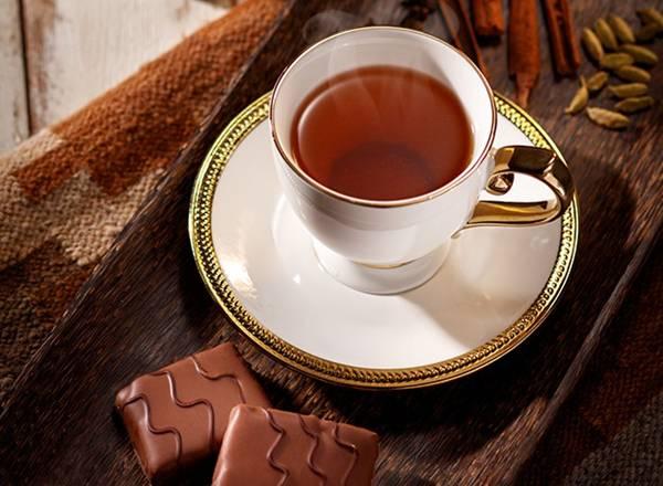 grande choco chá