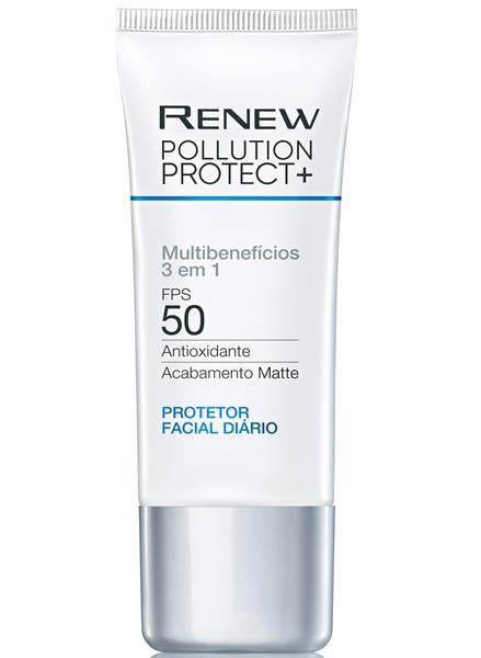renew protetor facial