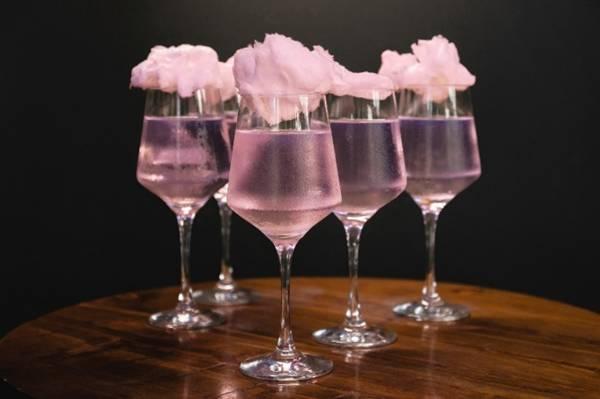 drinque rosa