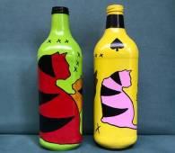 garrafas bazar