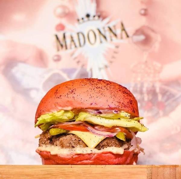 hamburger madonna