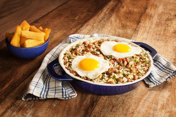 Mexidão de arroz e feijão v1