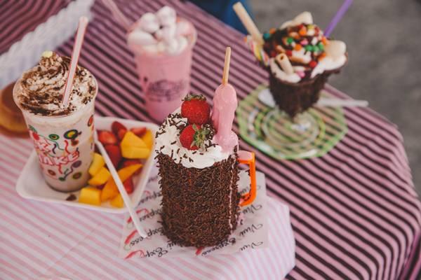 milkshake rafa guirro