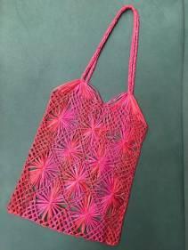 sacola artesanato