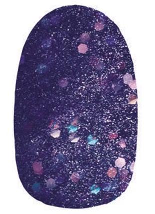 Avon Flickering Crystals Esmalte Azul Galáxia