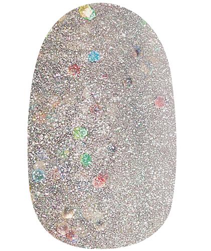 Avon Flickering Crystals Esmalte Branco diamant