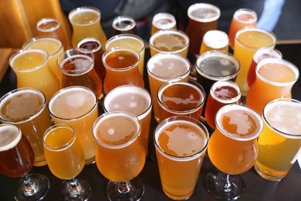 cervejas várias shutterstock