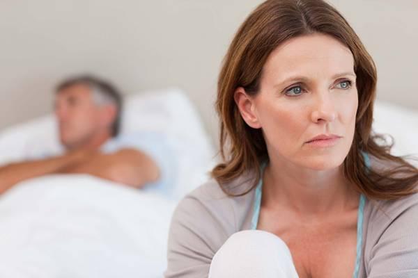 menopausa queda libido sexo