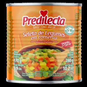 seleta legumes