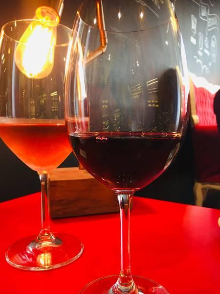 taça de vinho wine coffee