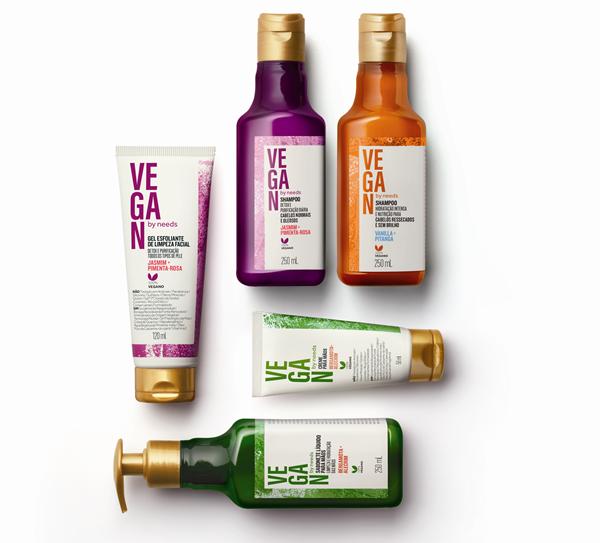 Vegan By Needs - Produtos Jasmin & Pimenta Rosa _ Bergamota & Alecrim _ Vanilla & Pitanga -Preço sob consulta