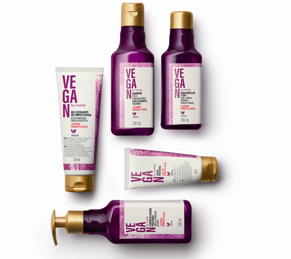 Vegan By Needs - Produtos Jasmin & Pimenta Rosa Preço sob consulta