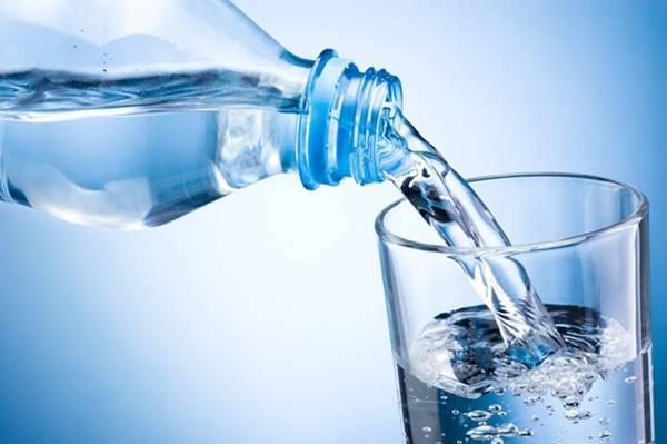 agua copo