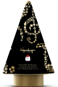 Árvore Musical Língua de Gato Minitrufa Amarg