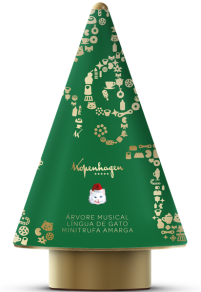 Árvore Musical Língua de Gato Minitrufa Avelã