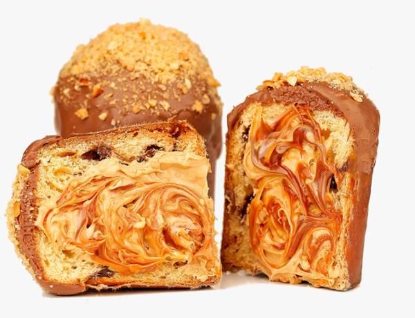 Mini Panettone Amendoim