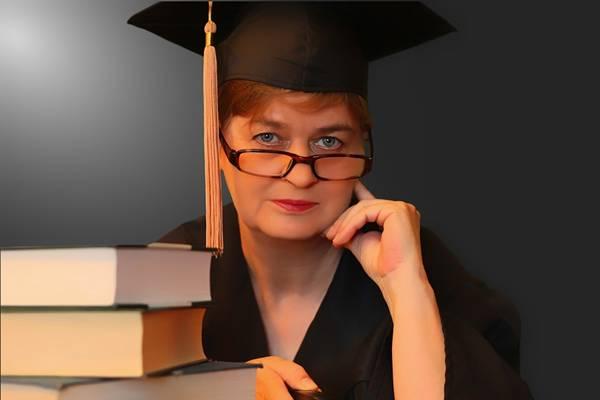 mulher livros estudar pixabay