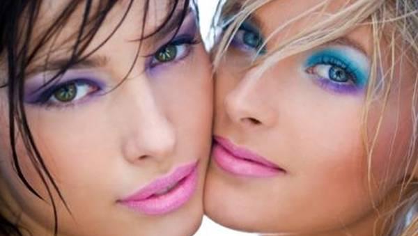 neon-colors maquiagem
