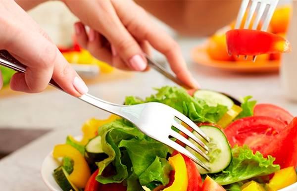 salada legumes verdura