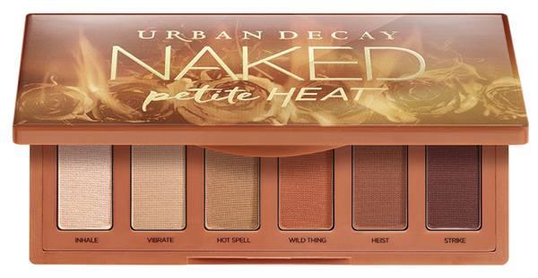 Urban Decay - Naked Heat Petite Eyesbadow Palette
