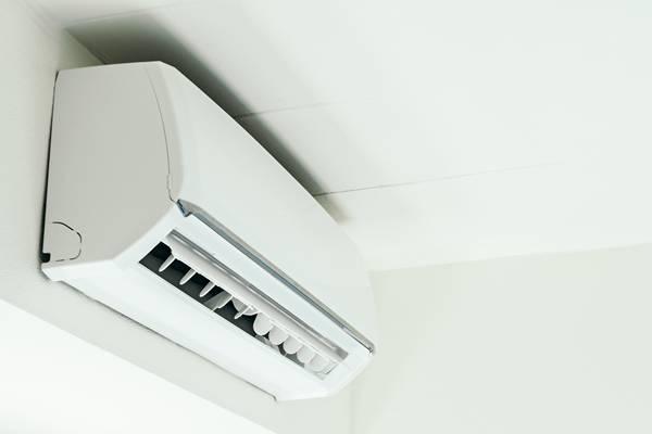 Air conditioning decoration interior