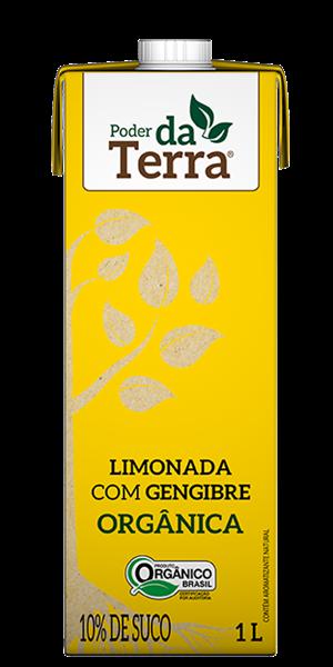 limonada gengibre