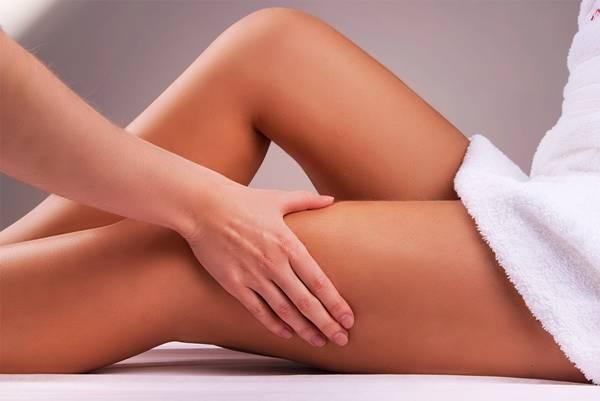 massagem drenagem corpo pernas
