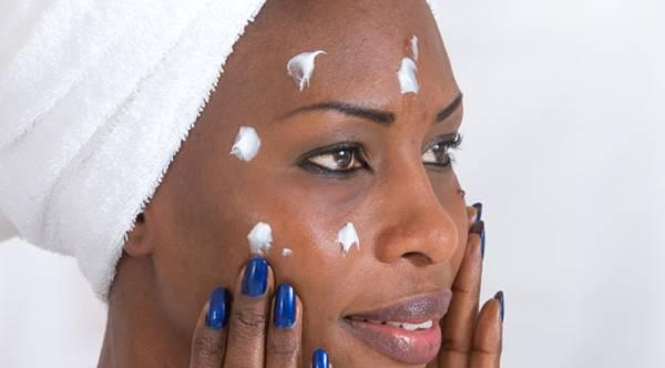 mulher negra pele creme thatsister
