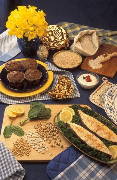 alimentos magnesio pixabay