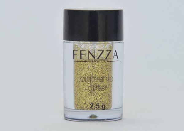 Armarinhos Fernando - Pigmento Gliter Fenzza - R$ 6,70