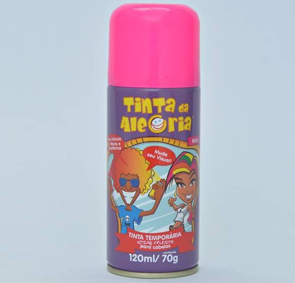 Armarinhos Fernando - Spray para cabelo - Pinta da Alegria - 120 ml - R$ 4,99