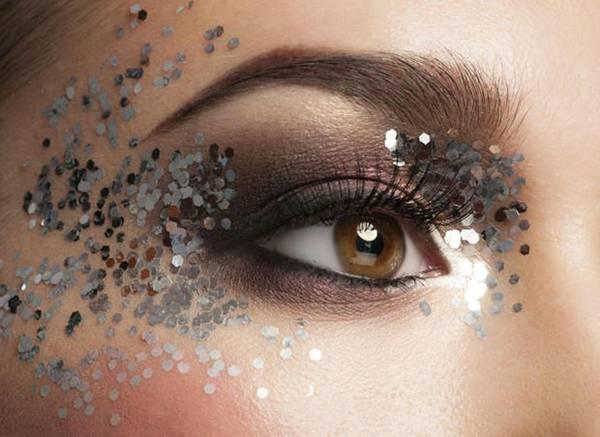 glitter maquiagem make carnaval