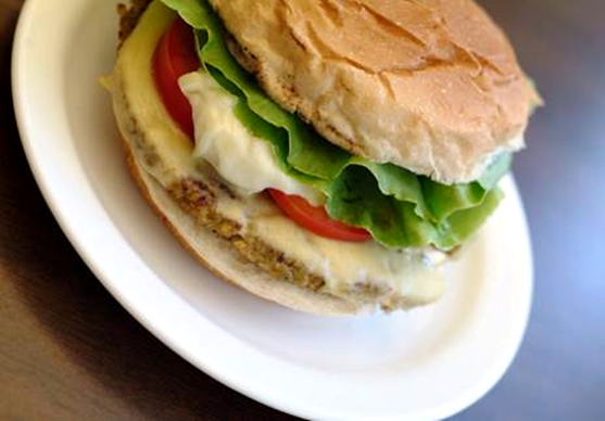 hamburguer veg familia burger