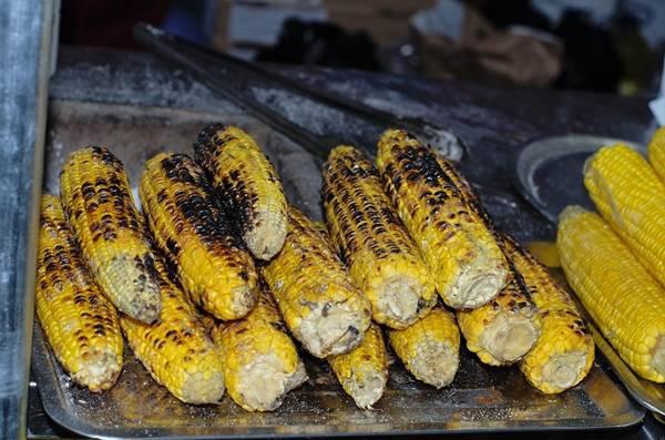 milho cozido comida rua pixabay